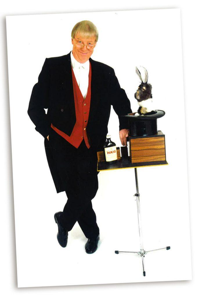 Larry Parker Magician