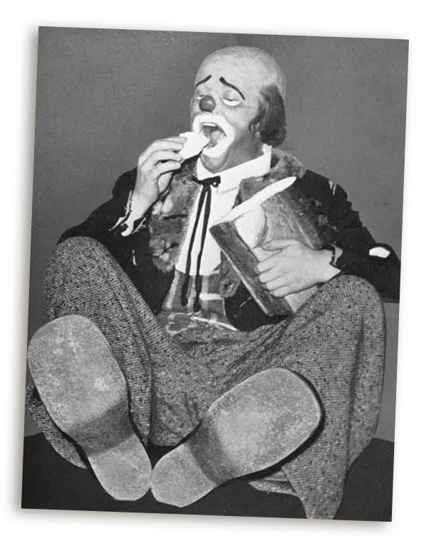 Larry the Clown
