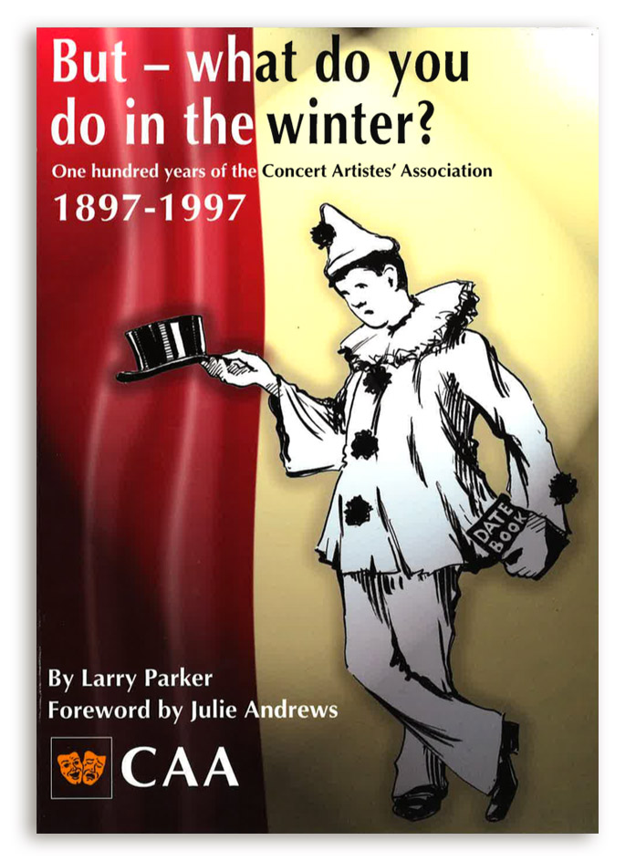 But – What do you do in the Winter, book by Larry parker