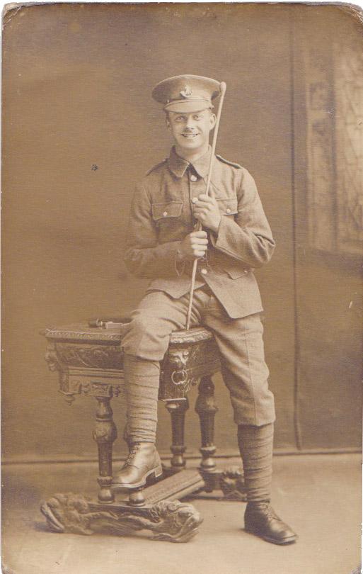 Henry parker (Father)